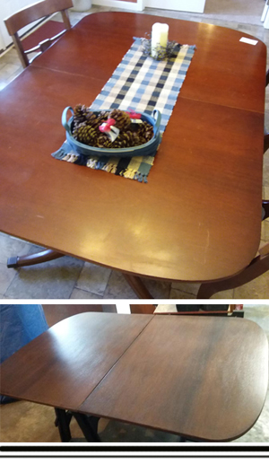 Furniture Refinishing St Clair County